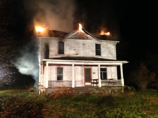 Latest Calls Image -  RIT Runs Another Suspicious Fire